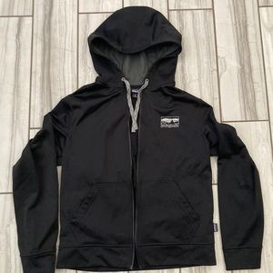 Patagonia full zip hoodie. EUC